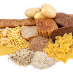 Foods high in starch