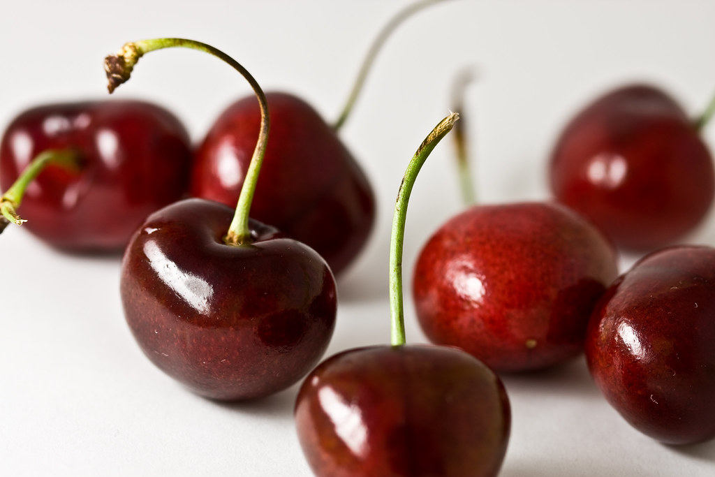 Example of anthocyanin rich food