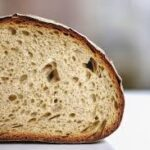 Whole wheat bread: a food high in carbohydrates